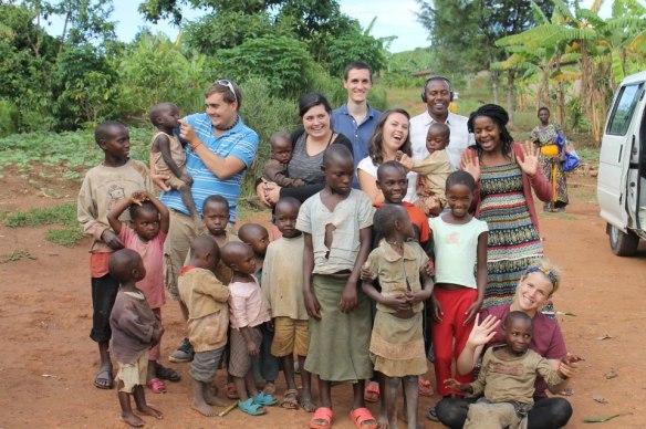 Saying goodbye to Munazi Village