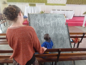 Rights with Compassion by Ketie now teaching