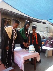 @ Gisele' graduation Party